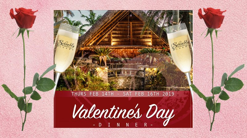 Valentines Dinner at the Winery