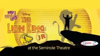 Disney's The Lion King Jr at Seminole Theatre