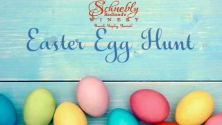 Egg Hunt - Easter Sunday at Schnebly