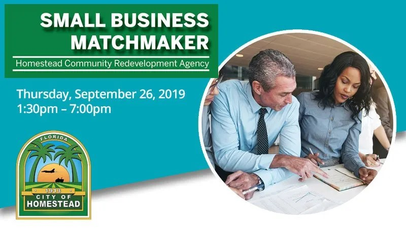Small Business Matchmaker in Homestead