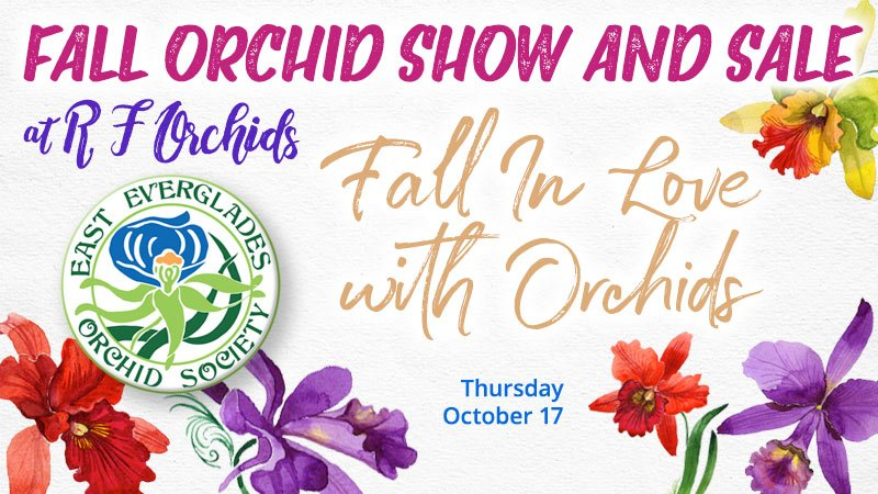 East Everglades Orchid Society Show & Sale