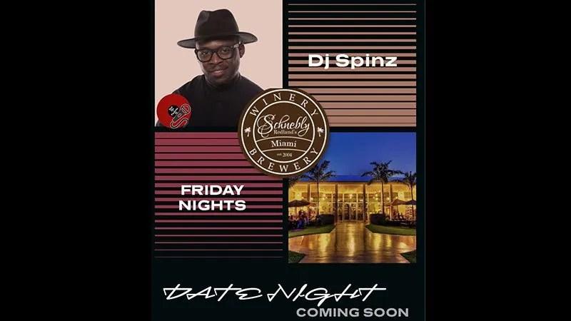 Date Night with Dj Spinz