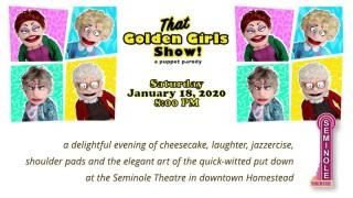 That Golden Girls Show - A Puppet Parody