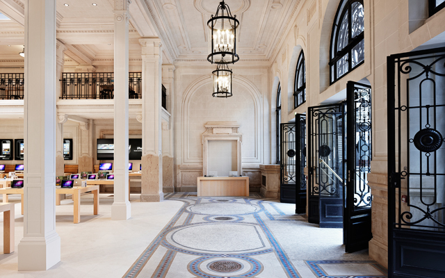 Red Leaf Retail Concepts Inc    Paris Opera Apple Store A