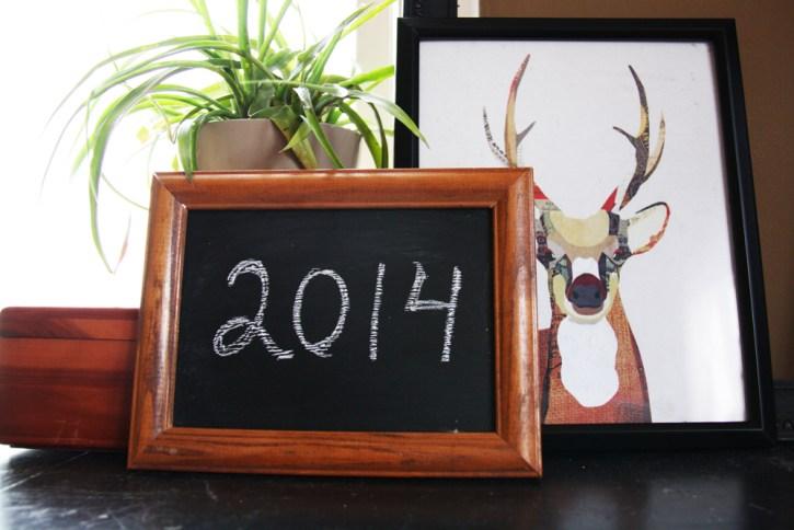 2014 Chalkboard