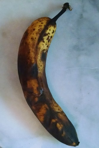 Poor little broke-ass banana. Better times are coming, little fella.