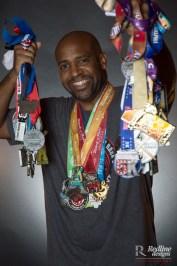 running medals for sponsor