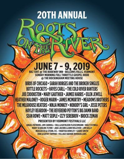 One More Time: Roots on the River's 20th Year, Going Out