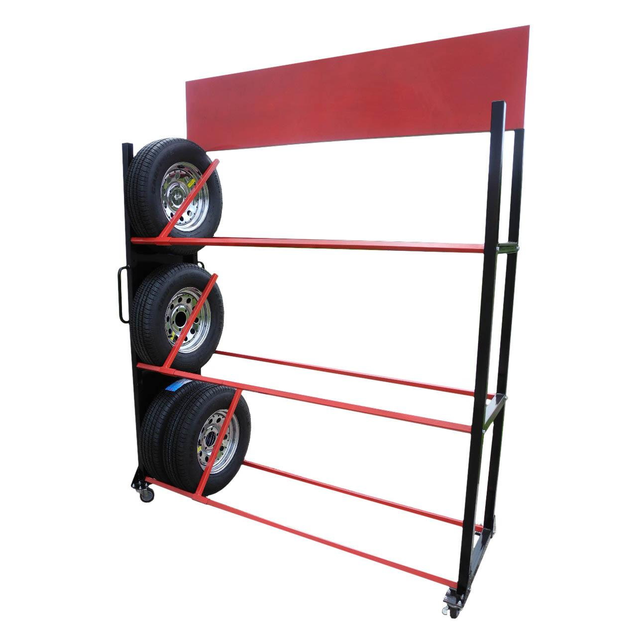 The Registered Agent on file for this company is Chris Latkowski and is located at 300 Anchor Mill Road New Castle DE 19720. Redline Rolling Trailer Tire Wheel Display Rack Free Shipping