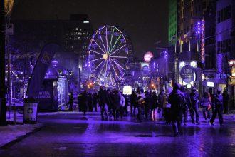 Montréal En Lumière - Nuit Blanche