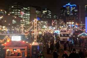Le Grand Marché de Noël : la magie de Noël en plein centre ville