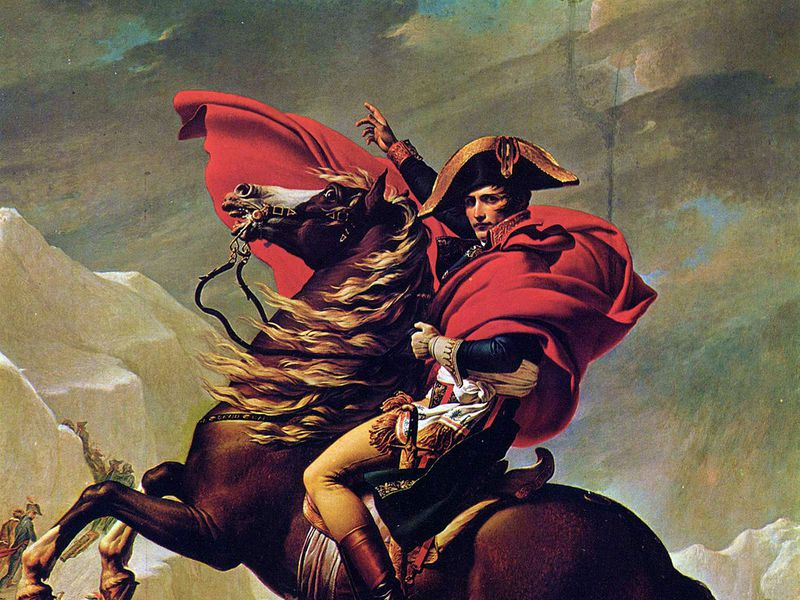 Napoléon, art et vie de cour