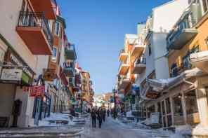 Mont-Tremblant : Pour faire le plein d'activités d'hiver!