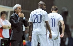 Sagna, Gallas and Diaby feature in France embarrassment