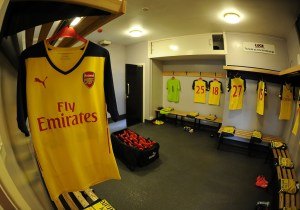 The XI: West Ham vs Arsenal – Gibbs out as Rosicky starts again