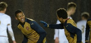 Video: Arsenal boy stuns everyone with 'Messi goal' on Friday