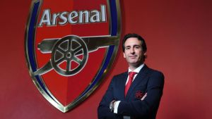Emery reflects on first FA Cup game as Arsenal boss