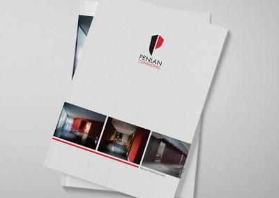Brand Identity Design - Penlan