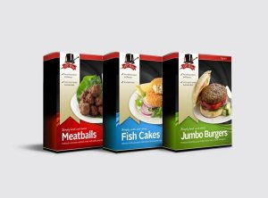 Top Hat Packaging Design - Sydney Graphic Design