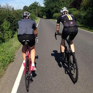 twocyclists
