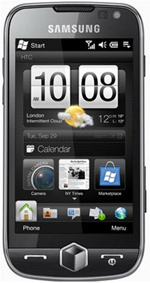 HTC HD2 Sense on Samsung Omnia II