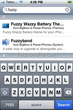 Fuzzyband