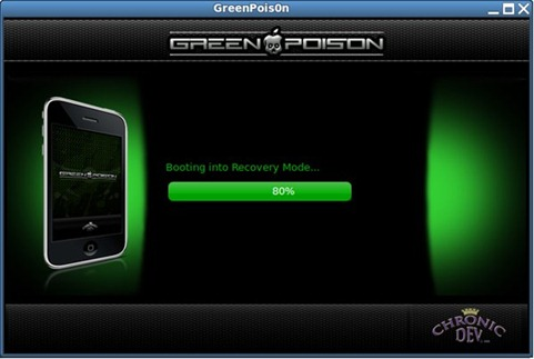 GreenPois0n - Jailbreak iPad
