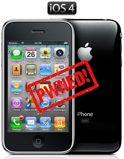 Jailbreak iPhone 3GS New Bootrom