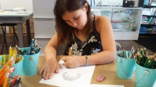 Fashion Illustration Classes And Summer Camps Austin School Of Fashion Design Red Moth Art