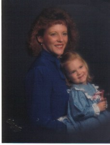 Shelby and Mom