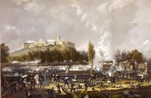 Battle of Chapultapec