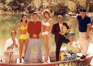 The Gilligan's Island Cast