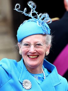 Queen of Denmark!!!!!