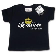 Wills and Kate T Shirt