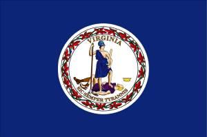 VA State Flag
