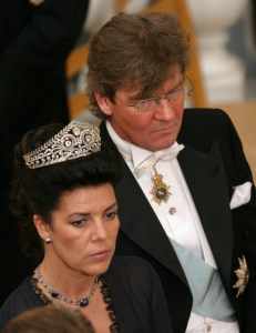 Granny's tiara and Necklace and her German Prince