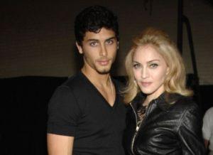 Madonna and Jesus Luz.