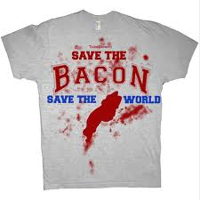 Save the bacon