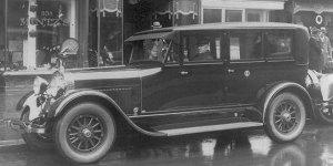 Calvin Coolidge's Lincoln