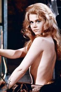 Jane FONDA in 'Barbarella' 1968