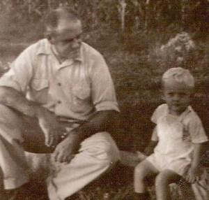 Richard and Dad