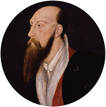 Thomas Wyatt the Elder by Hans Holbein the Younger
