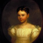 Louisa as a child