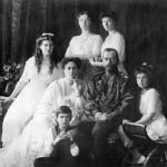 The Imperial Russian Family