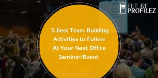 5 best team building activities to follow at your next office event