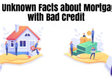 get mortgage with bad credit