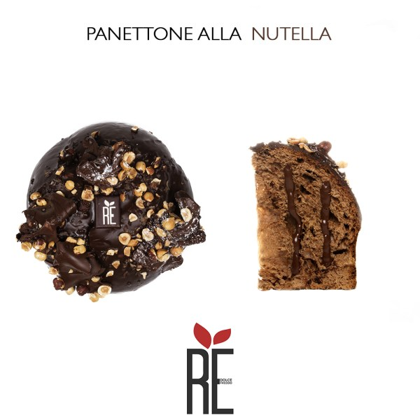 PANETTONE NUTELLOTTO