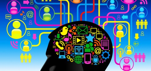 Brain Capacity Limits Exponential Online Data Growth
