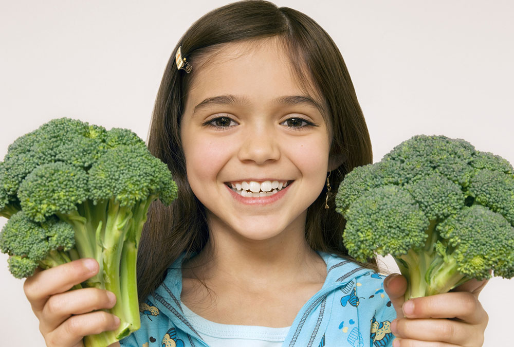 Better-Educated Parent Leads To More Nutritious Children