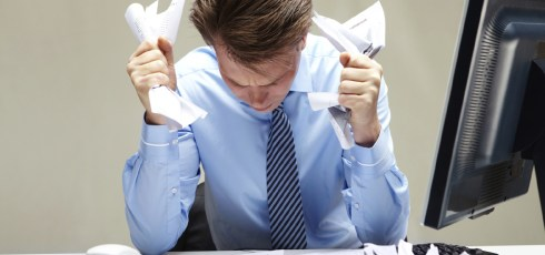 Burnout And Stress At Work Can Lead To Coronary Heart Disease